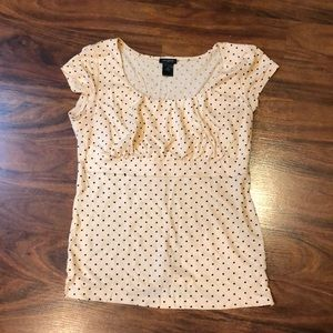 Super soft Ann Taylor top size small in great cond